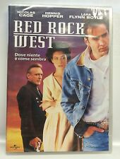 RED ROCK WEST - DVD - NICOLAS CAGE, DENNIS HOPPER, LARA FLYNN BOYLE