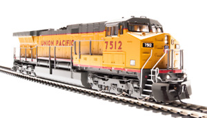 HO Scale-BLI 2000 Union Pacific GE AC6000 w/ Paragon2 (DCC & Sound) #7511 HO4613