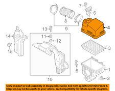 MAZDA OEM 14-15 3 Air Cleaner Intake-Filter Box Housing Lid Top Cover PE01133AX
