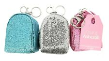 Elliott and Ashcroft - 3 Pack Small Zip Bag Keyring - Glitter Mix