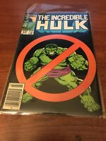 The Incredible Hulk #317 (Mar 1986, Marvel)