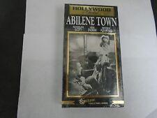 ABILENE TOWN VHS NEW RANDOLPH SCOTT, RHONDA FLEMMING