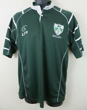 Ireland Official Lfr Rugby Union Irish Shirt Jersey Green Top Adult Mens Small S