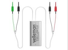 VELLEMAN PCSU02 MINI 2 CHANNEL USB PC OSCILLOSCOPE