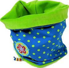 Bufanda para Niños Niñas Insólitas Bordado Multicolor con Patrón Lunares