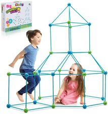 Obuby Kids Fort Building Kit Construction STEM Toys for 5 6 7 8 9 10 11 12 Years