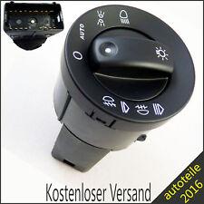 Neu Lichtschalter Scheinwerferschalter Hauptlichtschalter für Audi A4 Seat Exeo