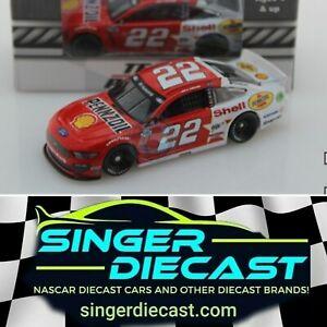 Nascar Diecast Joey Logano 2020 Shell/Pennzoil Darlington 1:64 Nascar Diecast.