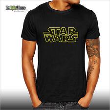 STARWARS CAMISETA JUEGO LOGO DARTH VADER JEDI Caballero Storm Trooper Film Kino