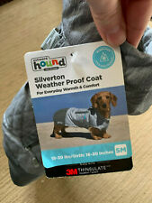 New listing Outward Hound Silverton Weatherproof Thinsulate Warm Coat for Dogs S Small Grey