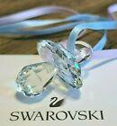 "Swarovski Crystal Moments 2009 ""Sweet Dreams"" Unisex Pacifier Figurine, Box, COA"