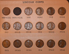 275 Piece Lincoln Cent Collection - 1909-2017, Includes 09-S,14-D & 31-S (G-MS)