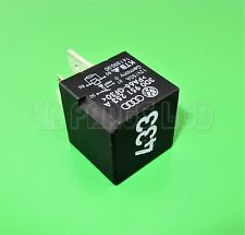 Audi VW Seat Black Relay 3D0951253A (No.433) 5-Pin 12V 50A KTB 14150000