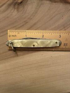"CAMILLUS USA Pocket Knife 1 blade, 1 File 3"" Closed Length"