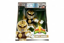 METALFIGS POWER RANGERS WHITE RANGER M406 - NEW IN BOX - JADA TOYS