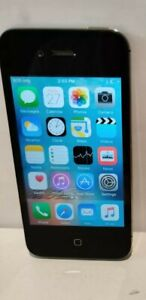 Apple iPhone 4S Black 8GB TELSTRA GOOD condition FREE POSTAGE