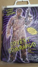 Covert commando army navy marine halloween costume men