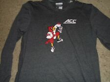 Adidas Louisville Basketball Game Used Deng Adel Shooting Shirt Gray Size XL