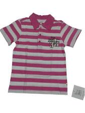 Gestreifte Kurzarm Jungen-T-Shirts & -Polos mit Polokragen