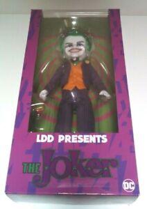 "Mezco Living Dead Dolls The Joker 10"" Tall LDD DC Comics 2019"