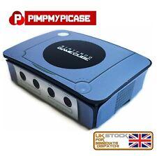 Raspberry Pi Black Case Shell for the Raspberry Pi 4B GameCube Theme