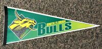 Vintage Pennant Full Size NCAA South Florida Bulls Wincraft