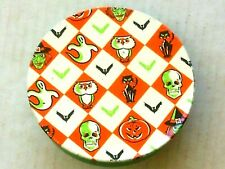 Vintage HALLOWEEN Tin Clacker Party Noise Maker~Very Noisy~VG