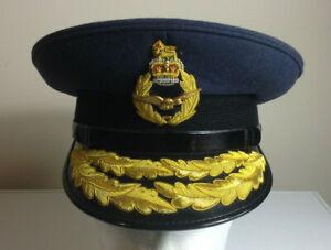 Royal Air Force, Raf, Air Marshal, Commodore, Officers  Air Rank Peaked Cap
