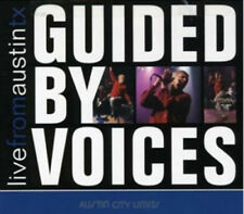 Guided By Voices : Live from Austin, Tx CD (2009) ***NEW***