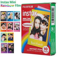 Fujifilm Instax Mini Film 800speed Fuji instant photo 7s 8 90 25 50 Polaroid 300