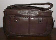 WILSON'S LEATHER Brown SHOULDER BAG ~ MSRP $100 ~ Brand New w/Tag