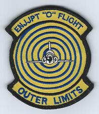 """469th FLYING TRAINING SQUADRON O FLIGHT """"OUTER LIMITS"""" patch"""