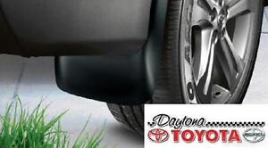 Genuine 2011 - 2013 Toyota Highlander Hybrid Mudguards PT908-48111 OEM TMS