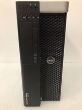 Dell T3610 - Xeon E5-1607v2@3.00GHz, 8GB DDR3@1600MHz, 4TB, Quadro K600, W8 Key