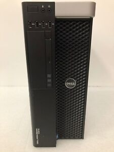 Dell T3610 - E5-1620v2@3.70GHz 4 Core, 16GB DDR3, 1TB 7.2k, Quadro K2000, W10Pro