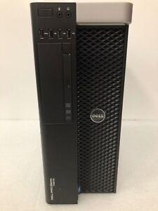 Dell T3610 - E5-1607v2@3.00GHz NO MEMORY, NO GPU, NO DRIVES, W10 Pro Licence