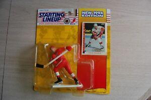 1994 STEVE YZERMAN Starting LineUp SLU Detroit Red Wings figure US packaging