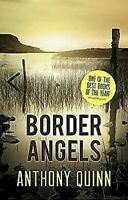 Frontera Angels Tapa Dura Anthony J. Quinn
