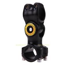 #QZO Bicycle 31.8*128mm Adjustable Riser Extended Stretch Handlebar Stem Bike
