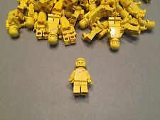 Lego Original Vintage Yellow Spaceman minifig minifigure Benny Space