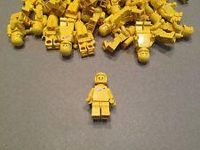 Lego Original Vintage Yellow Spaceman minifig minifigure Benny Space