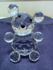 Swarovski Crystal Bear - Beautiful - Retired