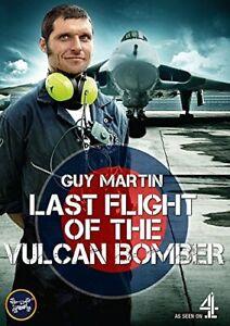 Guy Martin: Last Flight of the Vulcan Bomber [DVD][Region 2]