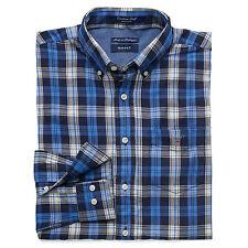 Gant Men's Checked Casual Shirts & Tops