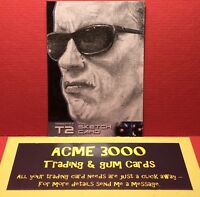 Unstoppable Terminator 2 T2 - DANNY HAYMAN GRUBBYMUNKY - Sketch Card - T-800 - A