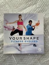 (Xbox 360) Your Shape: Fitness Evolved - Press Kit - Spanish Version (VERY RARE)