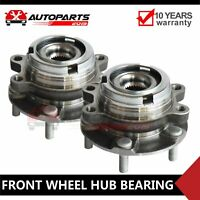 Fits:Front Wheel Hub Bearing /& Seal Kit Assy Nissan 300ZX 1990-1996  Set of Two