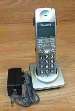 Panasonic Charging Cradle (PQLV30053ZAS) Cordless Handset Telephone (KX-TGA101S)