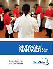 NEW ServSafe Manager, Revised with ServSafe Online Exam Voucher (6th Edition)