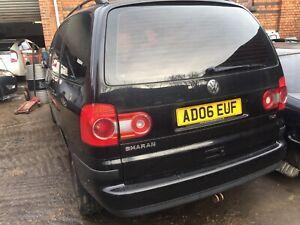 Volkswagen Sharan Tdi 2006 Breaking
